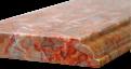 Подоконники из натурального камня: мраморные и гранитные